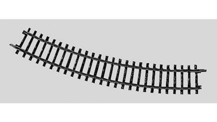 Rail courbe  r360 mm,30 Gr.