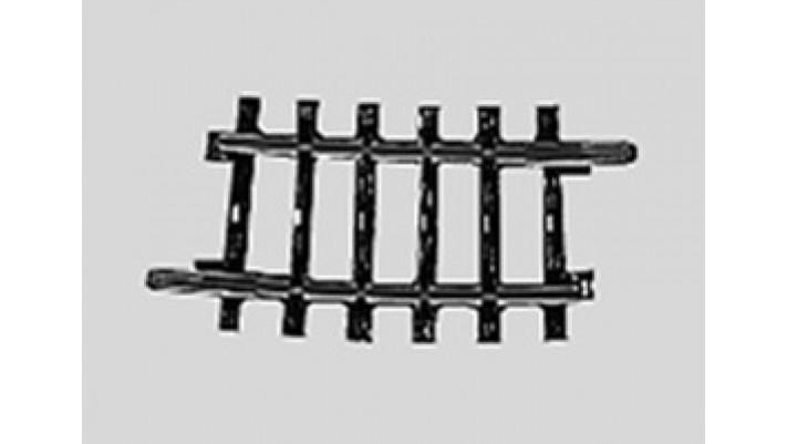 Rail courbe   r360 mm,7 Gr.30'