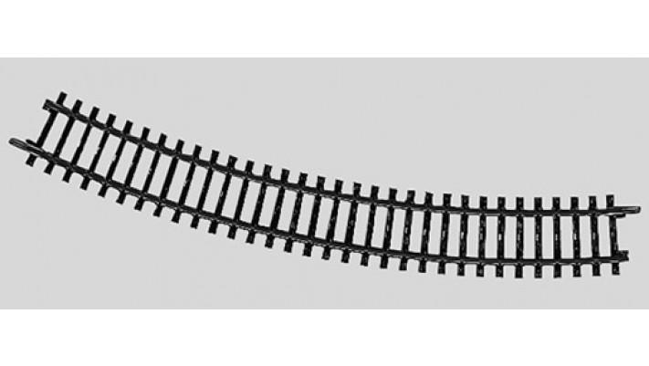 Rail courbe  r424,6 mm,30 Gr.