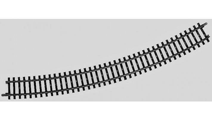 Rail courbe  r553,9 mm,30 Gr.