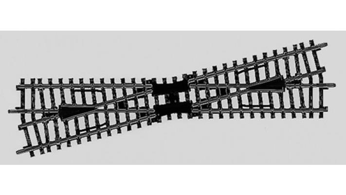 Croisement 225 mm
