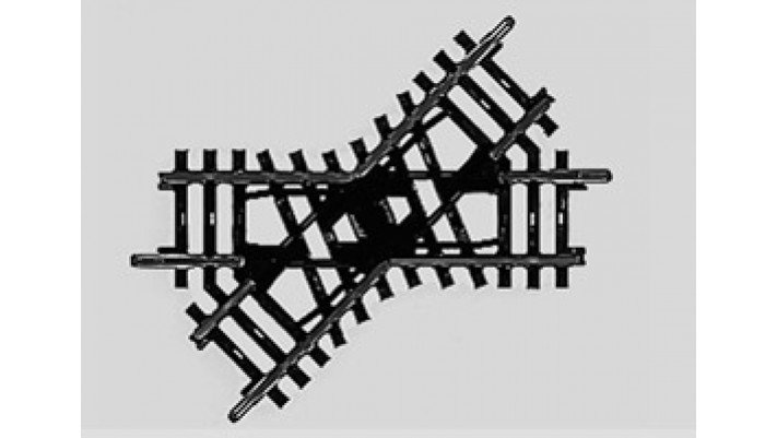 Croisement 90 mm