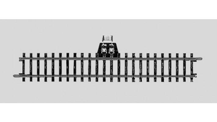 Rail prise de courant 180 mm