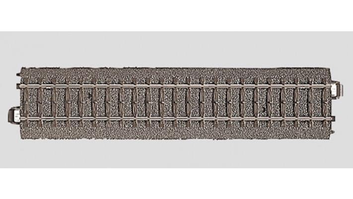 Rail droit 172 mm