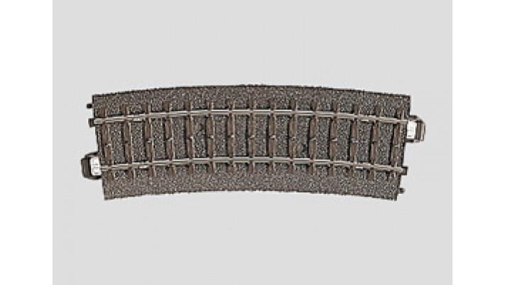 Rail courbe   r437,5 mm,15 Gr.