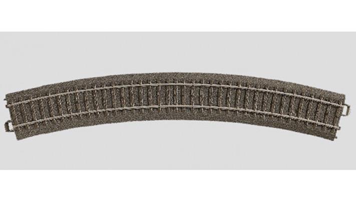 Rail courbe   r515 mm,30 Gr.