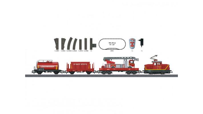 Coffret de départ  Pompier