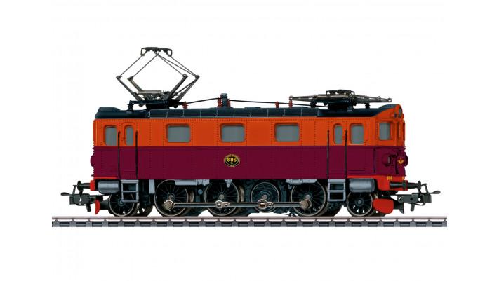 Elektrolok Reihe Da, orange/rot, BJ, VI - limitiert!
