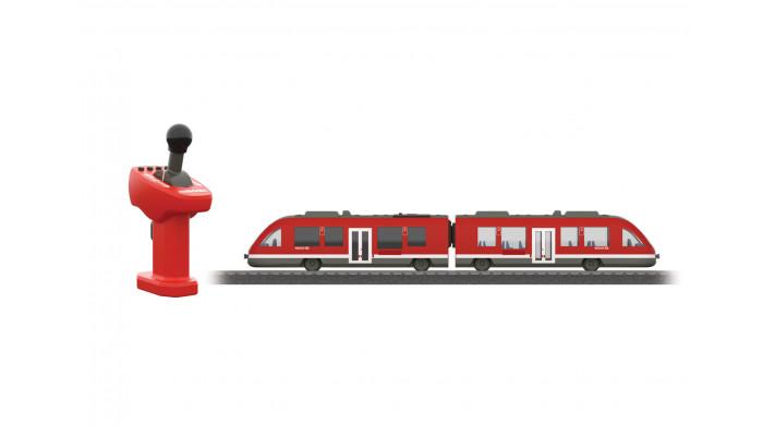 Coffret train local LINT avec accu MyWorld