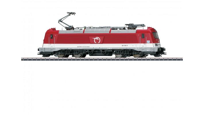 E-Lok BR 381 ZSR