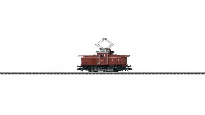Rangierlok Reihe El10 braun N