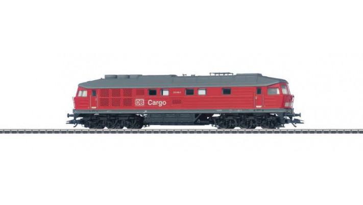 Locomotive diesel lourde Ludmilla DB
