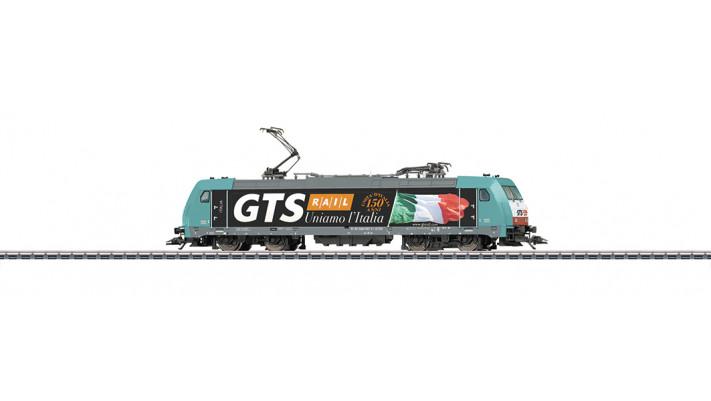 E-Lok BR 185 GTS Rail