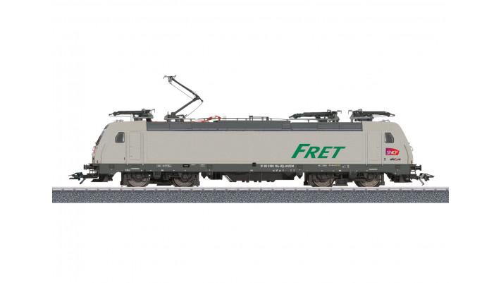 Locomotive électrique BR 186