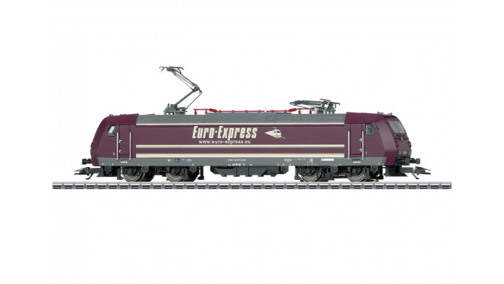 Locomotive électrique BR 146.0  privat    époque  VI  -  (automne17)