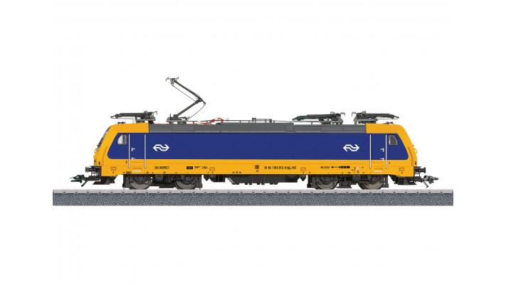 Locomotive électrique série E 186 - NS époque VI