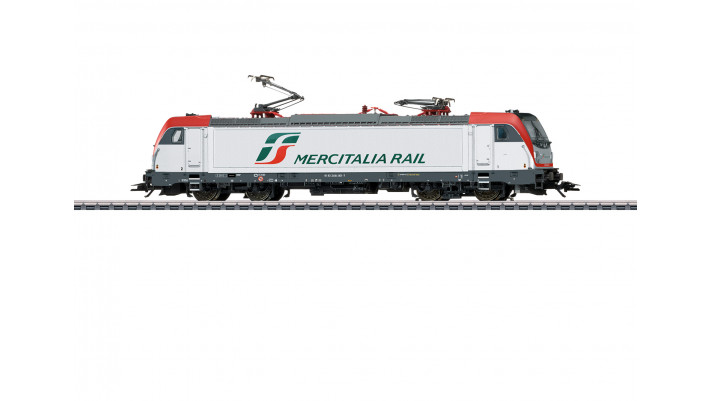 E-Lok Reihe 494 Mercitalia