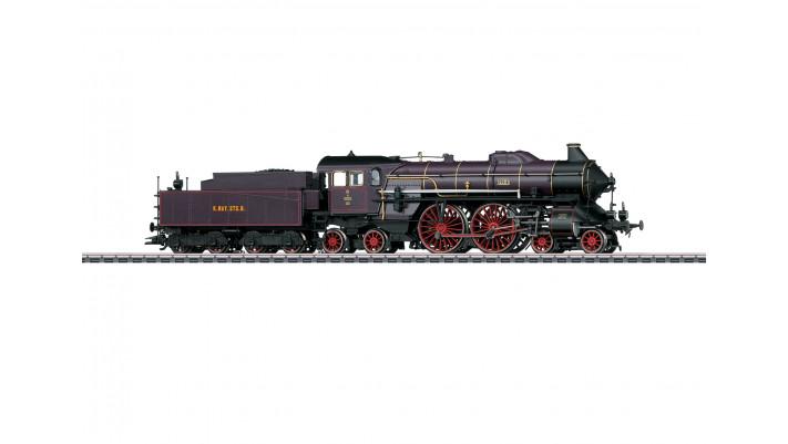 Locomotive à vapeur S 2/6 pour trains rapides , K.Bay.Sts.B. ,époque I