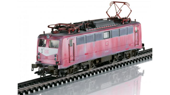 E-Lok BR 140, DB AG, Ep. V - automne20