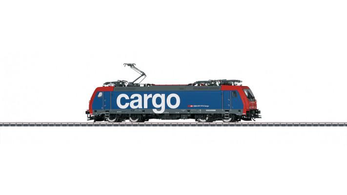 E-Lok Serie 482 SBB Cargo