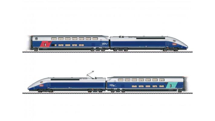 Hochgeschwindigkeitszug TGV Duplex,Ep.VI - 3. Q 2021