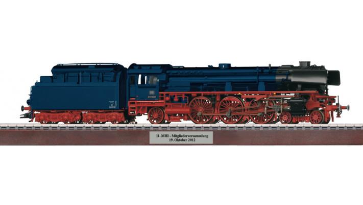 Schnellzug-Dampflok BR03.10 D