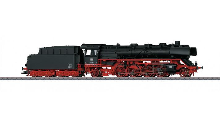 Güterzug-Damflok BR 41 DB