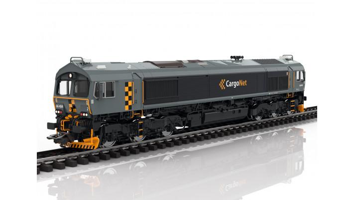 Diesellokomotive Class 66, CargoNet, VI