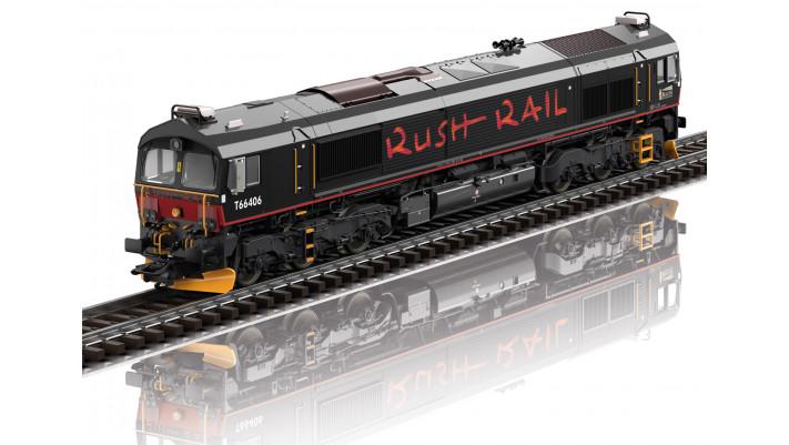 Diesellokomotive Class 66,RushRail,Ep.VI - 3. Q 2021