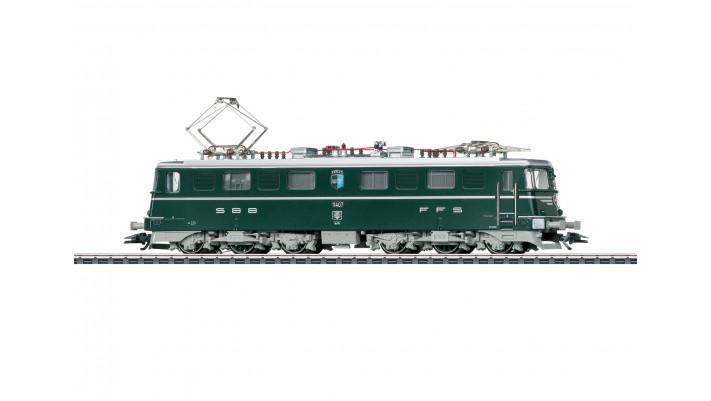 Locomotive électrique Ae 6/6 , SBB/CFF/FFS ,époque VI