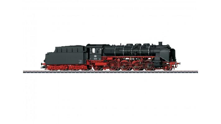 Locomotive à vapeur pour trains voyageurs BR 39 , DB ,époque III