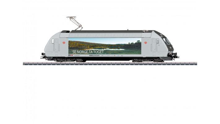 E-Lok Reihe EL18 NSB