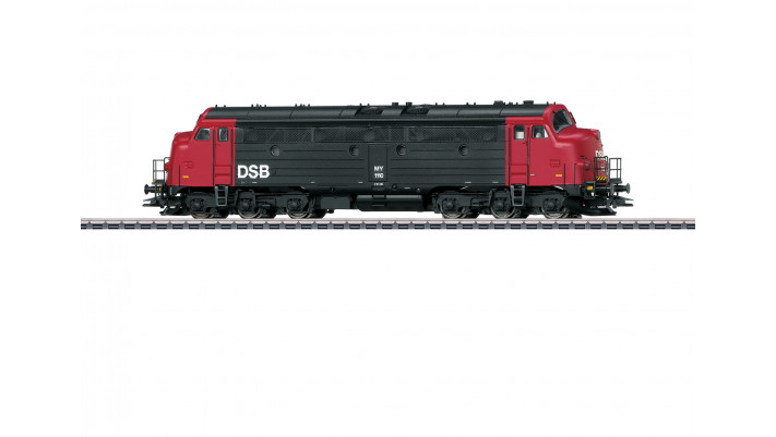 Diesellok MY1110 DSB