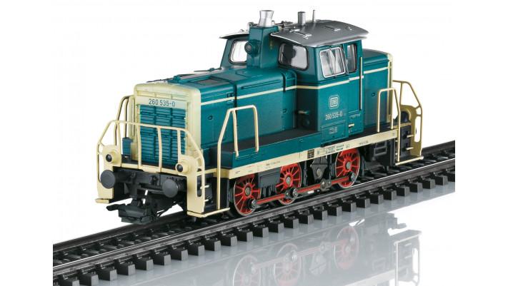 Diesellokomotive Baureihe 260 DB