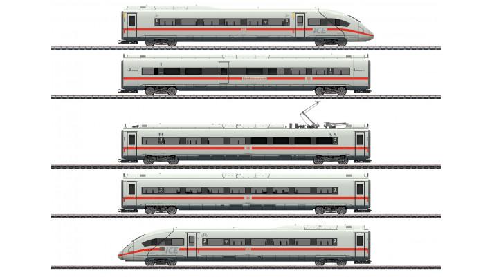 Hochgeschwindigkeitszug ICE 4, DB AG, VI