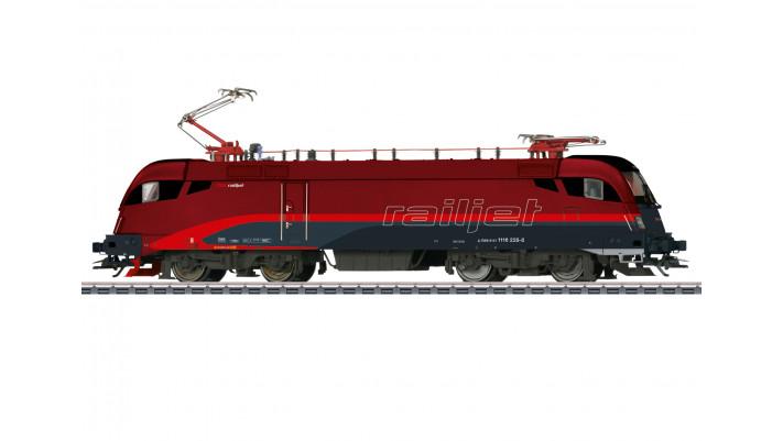 Elektrolok Reihe 1116,  railjet , ÖBB, Ep. VI - automne20