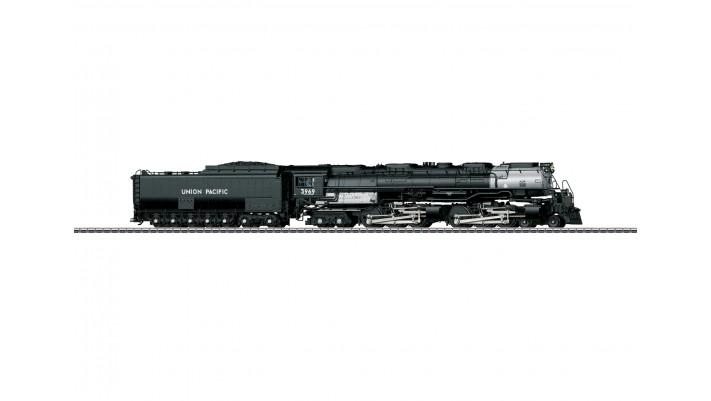 US-Güterzug-Dampflok Challenger, UP, Ep. III : été 2018