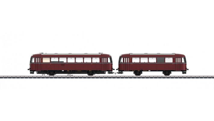 Schienenbus VT 95.9+VB140 DB