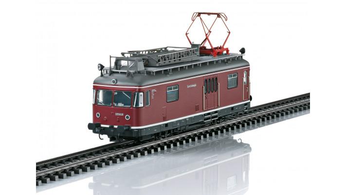 Automotrice à pont élévateur TVT - DB époque III