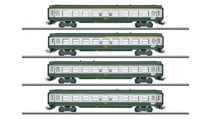 Schnellzugwagenset, SNCF, Ep. III