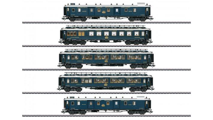 Simplon-Orient-Express-Set 1, 5 Wag., II