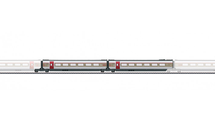 Coffret de complément 1 pour le TGV Lyria