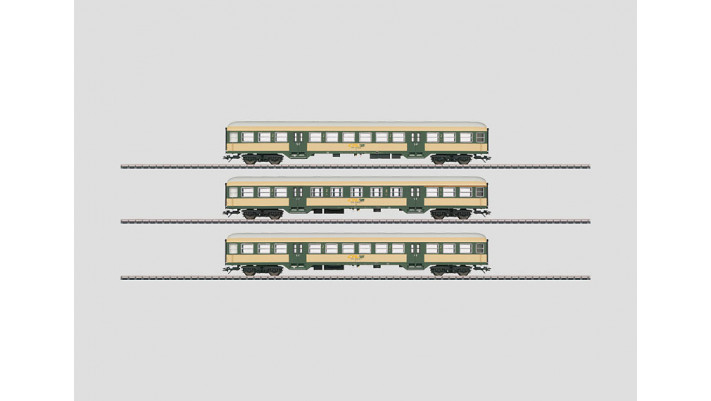 Nahverkehrswagen-Set CFL
