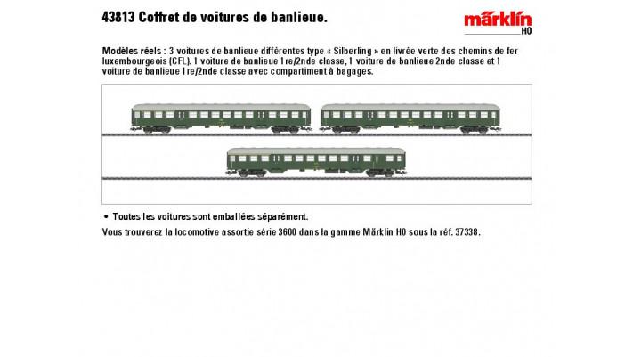 Personenwagen-Set CFL