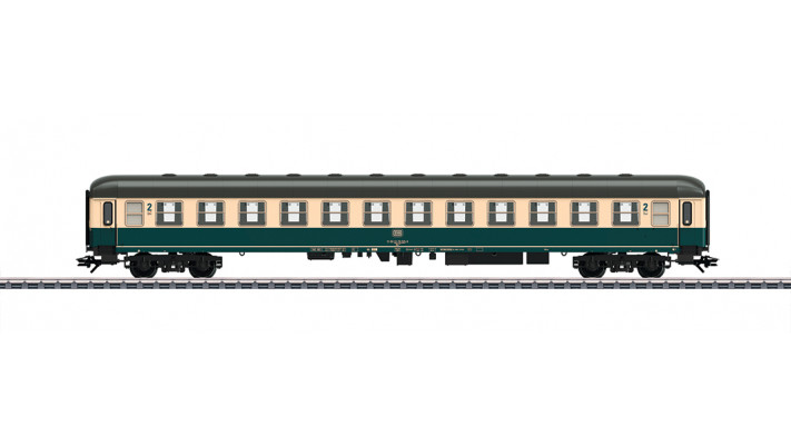 Schnellzugwagen Bm 234 2.Kl.D