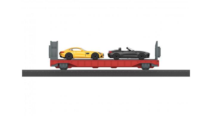 Wagon pour le transport d'automobiles MyWorld