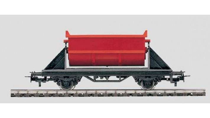 Wagon à benne