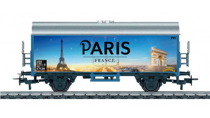 Wagon PARIS - Exclusif PULLMAN 2015