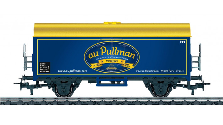 Wagon PULLMAN - Exclusif PULLMAN 2015 - 70 ans