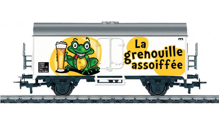 Wagon PULLMAN -  La Grenouille Assoiffée-disponible novembre 2021